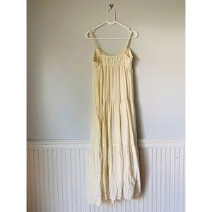 American Eagle Outfitters Dresses - American Eagle Outfitters BOHO Gauze Maxi Dress